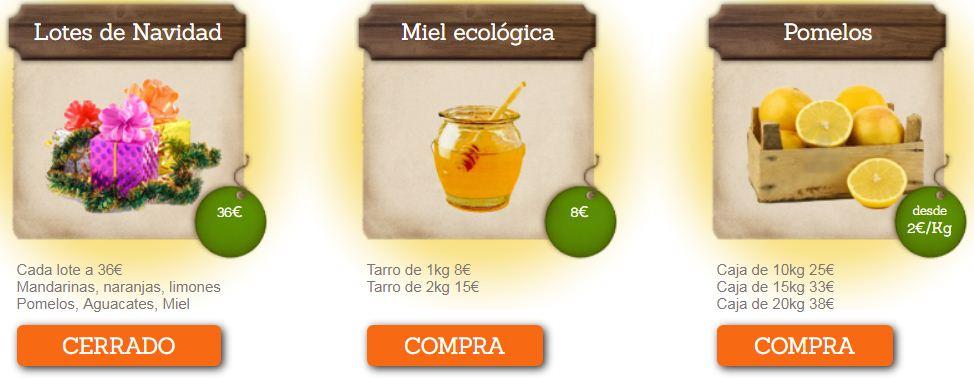 Naranjas online de Valencia 2